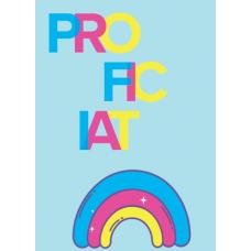 Birthday Card - Proficiat