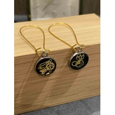 Upcycled Watch Earrings