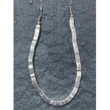 Silver Brass Necklace