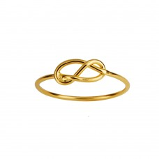 Braided Knot Ring