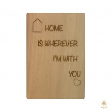 """""""Home is wherever i'm with you"""""""