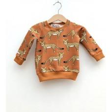 Sweater - Cheetah