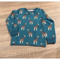 T-Shirt Long Sleeves - Giraffe