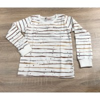 T-Shirt Long Sleeves - Stripes