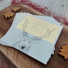 Christmas Card - Happy 2021
